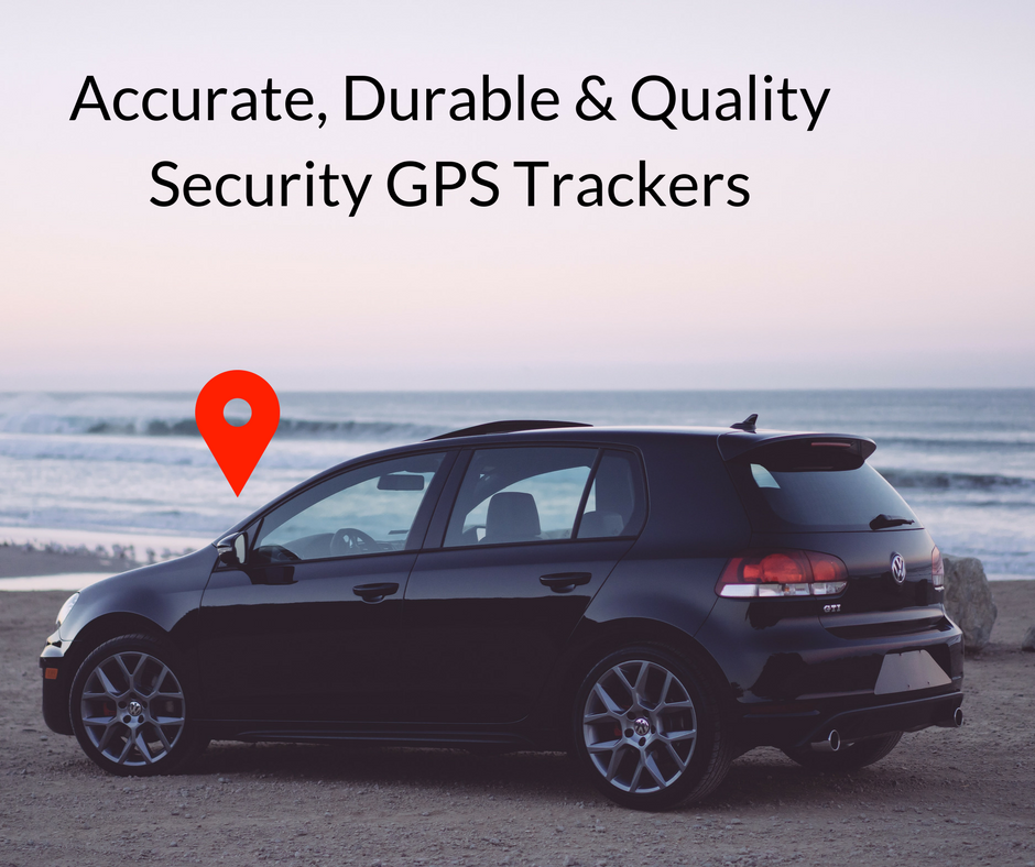 GPS Security Trackers for Cars