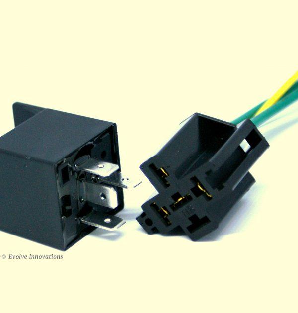 gps tracker 12 volt 40 amp relay